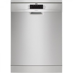 AEG FFB62700PM Integrable   60CM   15 Coberts   A ++   Inox Rentaplats Reacondicionat