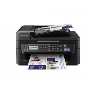Epson Workforce WF-2630WF Wifi FAX Impressora multifunció Embalatge Deteriorat