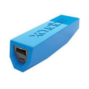 Approx Power Bank 2600 mah Blau