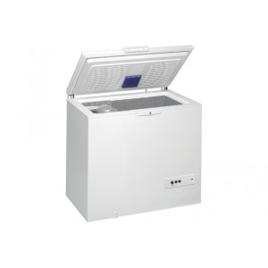 Whirlpool WHM25112 251L   A ++   Blanc Congelador Horitzontal