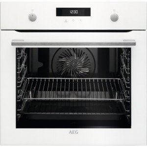 AEG BPK535120W 71L   Multifunció   A +   Pirolític   SurroundCook   Blanc Forn Reacondicionat