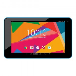 Woxter N 70 Blue Quad Core   1 GB   8 GB   HD   7 Tablet