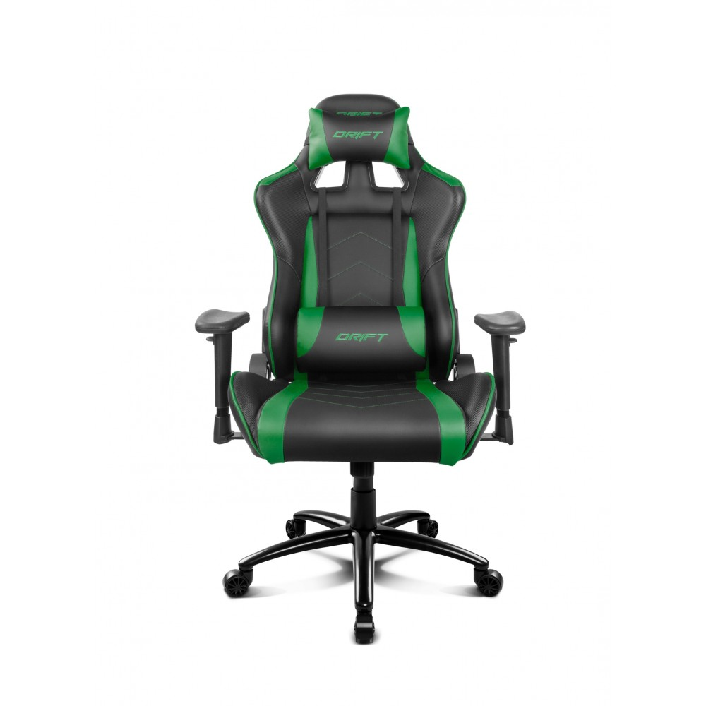 Drift DR150BG Verd Cadira Gaming Reacondicionat
