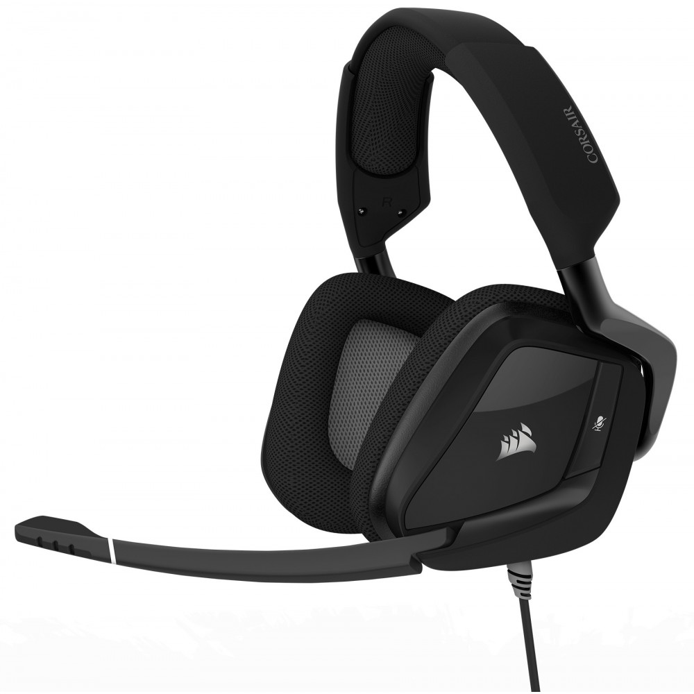 Corsair Void Pro RGB USB Auriculars Gaming 7.1 Negre Reacondicionat