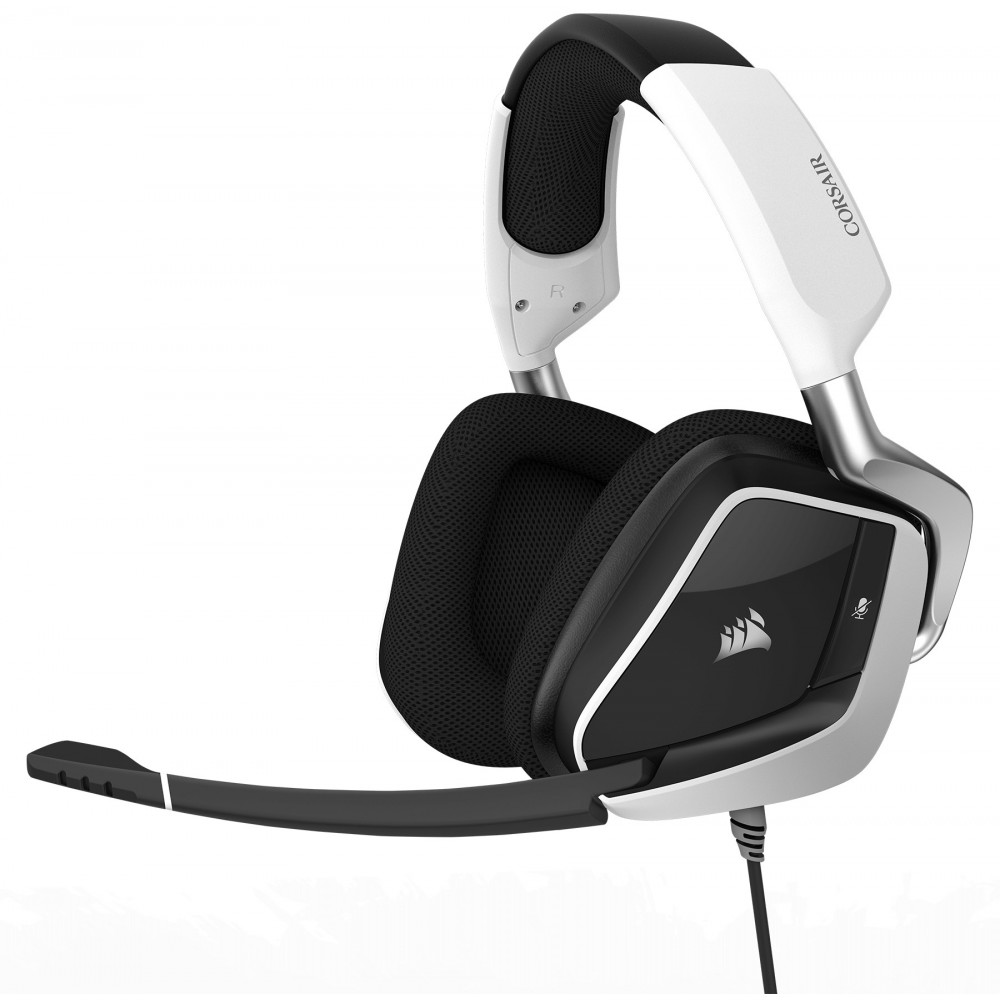 Corsair Void Pro RGB USB Auriculars Gaming 7.1 Blanc Reacondicionat