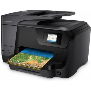 HP Officejet Pro 8710 All-In-One Impresora multifuncional 18PPM Caixa Oberta