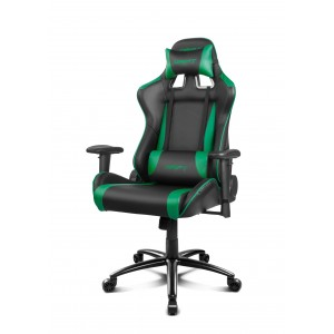 Drift DR150 Silla Gaming Negra   Verd Reacondicionat