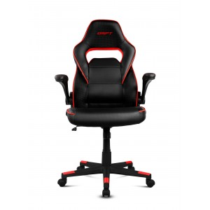Drift DR75 Silla Gaming Negra   Roja Reacondicionat