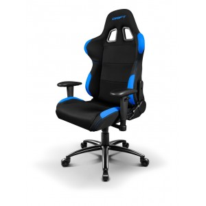 Drift DR100 Silla Gaming Negre   Blau Reacondicionat