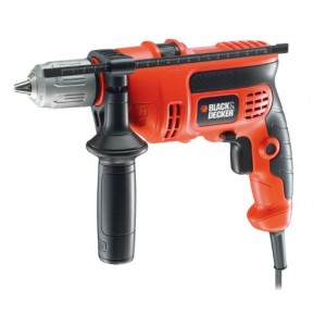 Black+Decker KR604CRESK Trepant percutor 600W Reacondicionat
