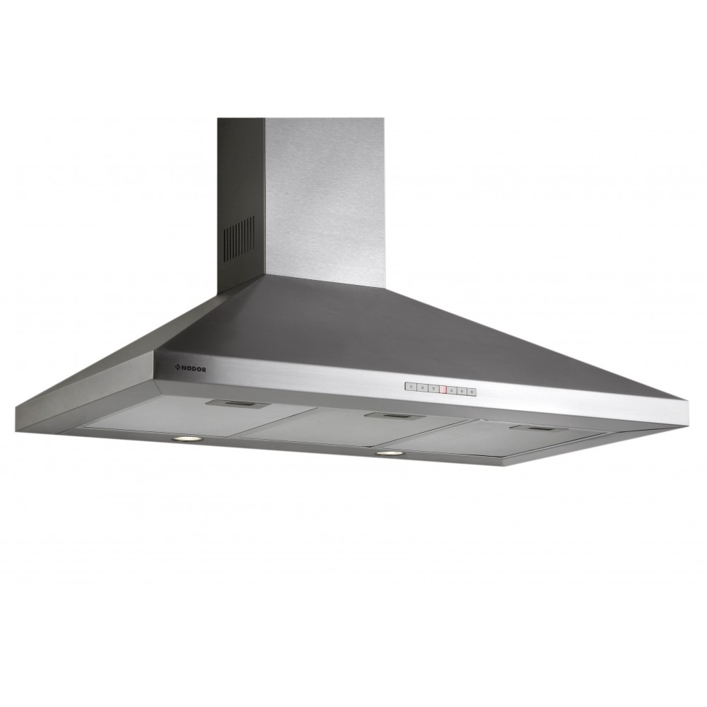 Nodor Scala 60CM Inox Campana Decorativa Reacondicionat