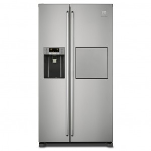 Electrolux EAL6142BOX 1,770M A+ Inox NoFrost Side by Side Reacondicionat