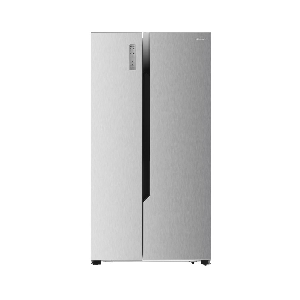 Hisense RS670N4HC2 1.79m   ++   NoFrost   Inox Side by Side Reacondicionat