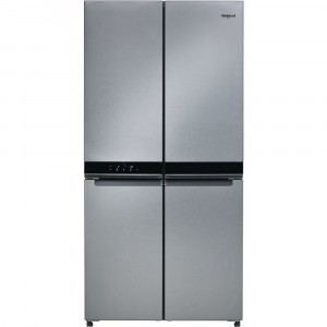 Whirlpool WQ9 E1L 1.87m A+ No Frost Inox Side By Side Reacondicionat
