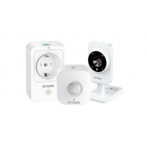 D-Link DCH-100KT Smart Home HD Starter Kit Reacondicionat