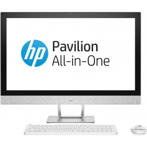 HP Pavilion 27-r129ns 3-8100T 8GB 128GB SSD 27 W10 Reacondicionat