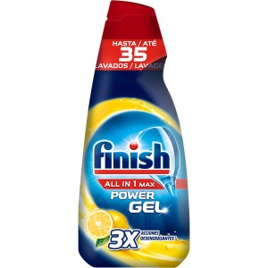 Finish Power Gel Detergent...