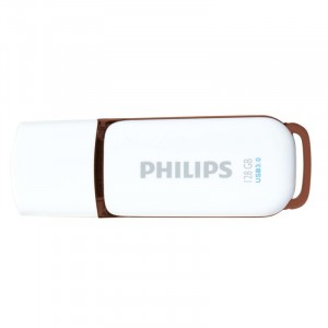 Philips Pendrive USB 3.0 128 GB - Snow Edition (Orange)