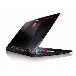 MSI GE73VR 7RF-258XES i7-7700HQ 16GB 1TB 512SSD GTX1070 17.3 FreeDOS Defecte Estètic