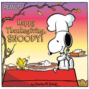 Happy Thanksgiving, Snoopy!...