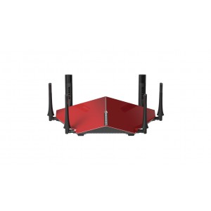 Cloud Router DLINK DIR-890L Wireless AC3200 Caixa Oberta