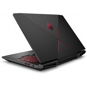HP Omen 17-AN105NS i7-8750H 32GB 1TB 512SSD GTX1070 17.3 W10 Pols en pantalla Reacondicionat