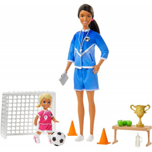 Barbie PLAYSET GLM53 nina...