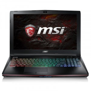 PORTATIL MSI GE62 7RD, i7-7700HQ,16GB,256SSD+1TB,15.6