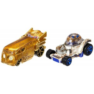 Hot Wheels Pack 2 Coches...