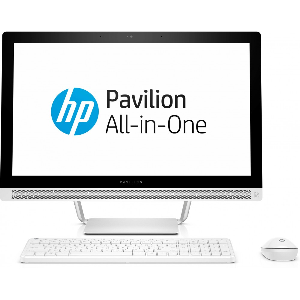 HP Pavilion i7-7700T 8GB 1TB 128SSD 930MX 2GB 27.0 All in One 27-a224nf  Reacondicionat