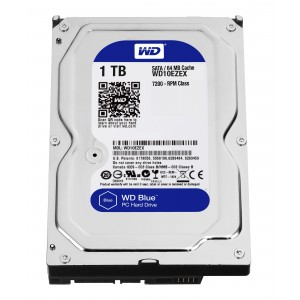 Western Digital 1TB   6GBseg   64Mb Disc Dur Reacondicionat