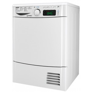 Indesit EDPE G45 A1 ECO 8 kg A + assecadora Independent Frontal Blanc