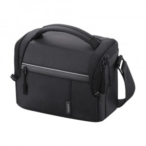Sony LCSSL10 - Borsa de transport per càmeres de vídeo, color negre
