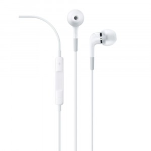 Apple BT-ME186ZM - Auriculars in-ear (control remot, micròfon)